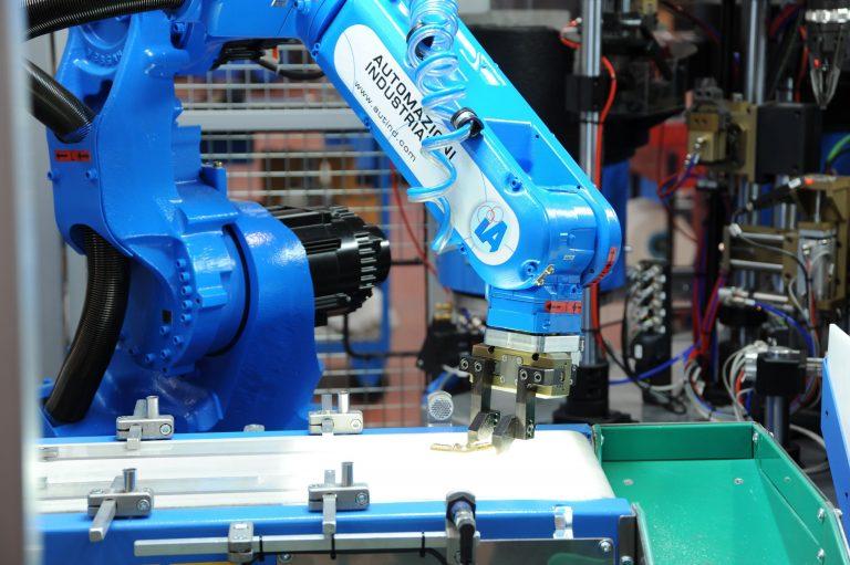 Automazioni Industriali Robot